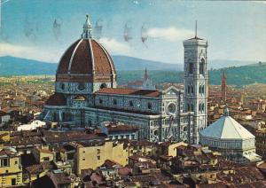 Italy Firenze Cattedrale e Panorama