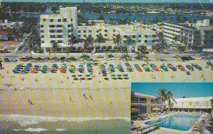 Florida Fort Lauderdale Lauderdale Beach Hotel Albertype