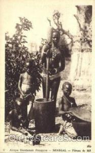 Senegal African Nude Nudes Postcard Post Card  Senegal