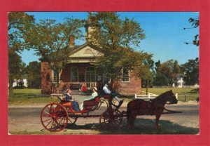 COURTHOUSE OF 1770 WILLIAMSBURG, VIRGINIA  SEE SCAN
