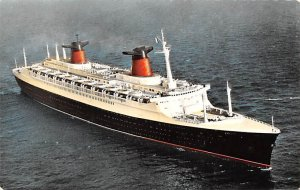 France French Line Ship 1984