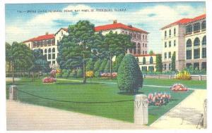 United States Veterans' Home, Bay Pines, St. Petersburg, Florida, 30-40s