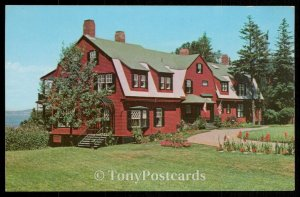 Franklin Delano Roosevelt Summer Home