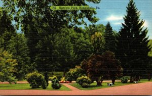 Pennsylvania Honesdale Uptown Park