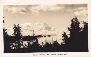 RP: Ganges Harbour , Salt Spring Island , B.C. , Canada , 1910-20s