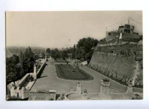 173753 SERBIA BEOGRAD Kalemegdan Vintage photo postcard
