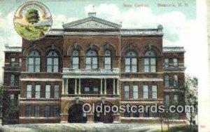 Bismarck, North Dakota, ND State Capital USA Unused