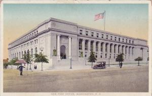 New Post Office Washington D C