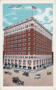 Exterior, Hotel Lassen, Wichita,  Kansas, 00-10s