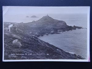 Cornwall CAPE CORNWALL St. Just c1930's RP Postcard