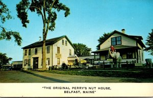 Maine Belfast Perry's Tropical Nut House