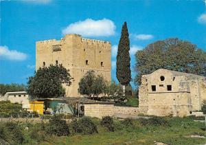 B96470 chateau de kolossi limassol cyprus