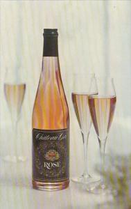 Rose Wine Chareau Gai Wines Limited Canada