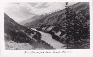 RP, Fraser Canyon From Trans Canada Highway, British Columbia, Canada, 1920-1...