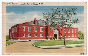 Hempstead, Long Island, N.Y., State Armory