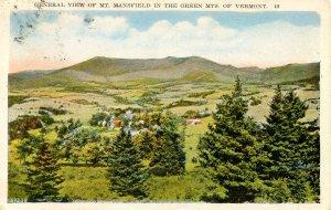VT - Mt Mansfield View