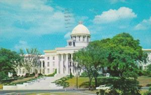Alabama Montgomery State Capitol Building 1957