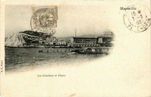 CPA MARSEILLE - Les Catalans et Pharo (988203)
