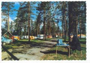 Arvidsjaur. Campingplatsen,  60s