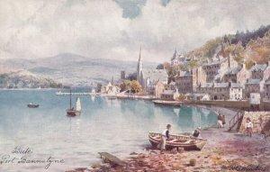 BUTE, Scotland, 1900-1910's; Port Bannatyne, TUCK No. 7509