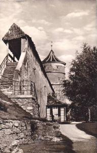 RP, Wehrgang Und Feilturmanlage, Nordlingen (Bavaria), Germany, 1920-1940s