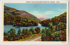Emerald Lake, Green Mts. VT