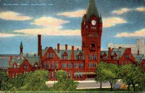 Wisconsin Milwaukee The Milwaukee Depot