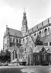 Belgium Haarlem Grote of St Bavokerk