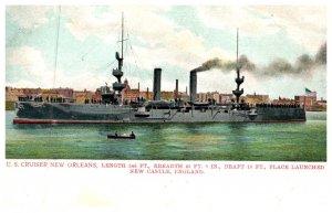 U.S. Cruiser New Orleans