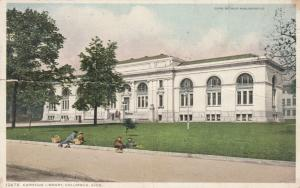 COLUMBUS, Ohio , PU-1914 ; Carnegie Library