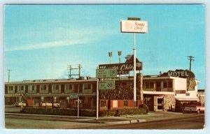 NAMPA, Idaho ID  Roadside NAMPA CHIEF MOTEL 1980 Canyon County   Postcard