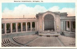 Virginia Arlington Memorial Amphitheatre