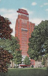 The Harrisburger Hotel Harrisburg Pennsylvania 1953