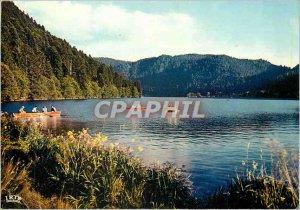 Postcard Modern Vosges Picturesque Lake Longemer