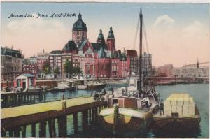 AMSTERDAM, Prins Hendrikkade, Netherlands, 00-10s