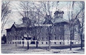 Cleveland Avenue School, Niagara Falls NY