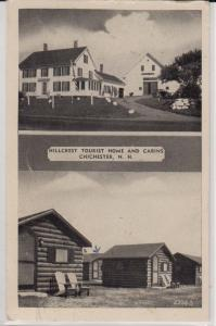 Hillcrest Tourist Home & Cabins, Concord NH