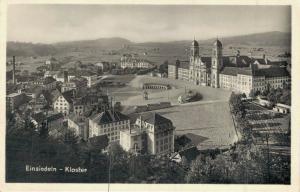 Switzerland Einsiedeln Kloster 02.87