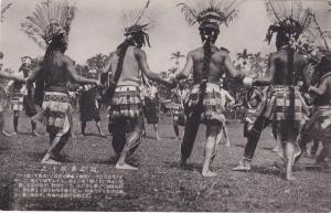 Typical Palau Dance, 20-30s