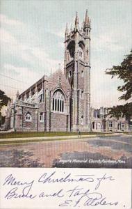 Roger's Memorial Church Fairhaven Massachusetts
