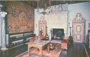 Vizcaya, Dade County Art Museum the Great Renaissance Hal...