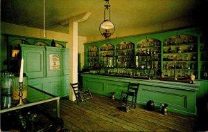 Missouri Hannibal Dr Grant's Drug Store In Pilaster House