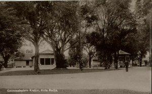 indonesia, SUMATRA, KOTA RADJA, Banda Aceh Atjeh, Generaalsplein (1910s) RPPC