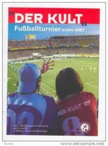 DER KULT, Fussballturnier 16 Juni 2007