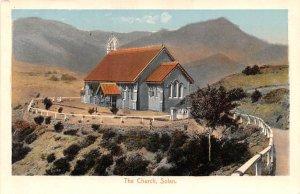 The Church Solan India Unused