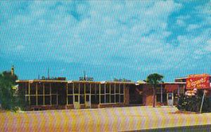 Wagners Grill Daytona Beach Florida 1956