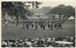 International Folk Dance Festival Exhibition London 1935 ethnic Germany