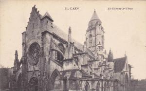 St-Etienne-le-Vieux, Caen (Calvados), France, 1900-1910s