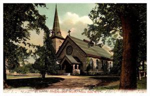 Rhode Island Peacedale  Congregational  Church