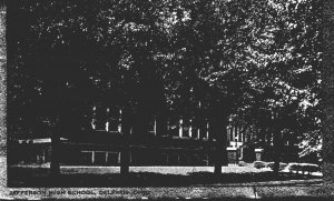 Ohio Delphos Jefferson High School 1949